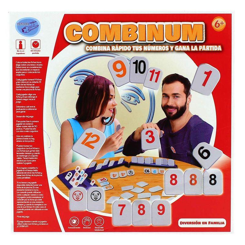 Juego-Combinum