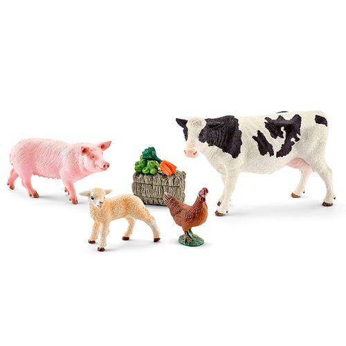 Set Animales de Granja