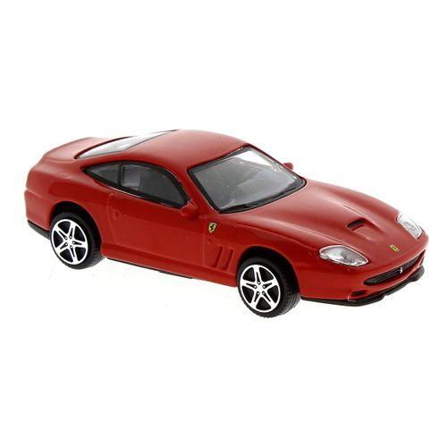 Coche Ferrari Race & Play 550 Maranello Escala 1:43