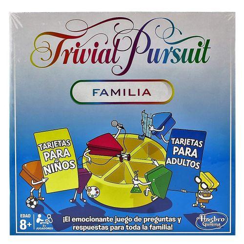 Juego Trivial Pursuit Familia