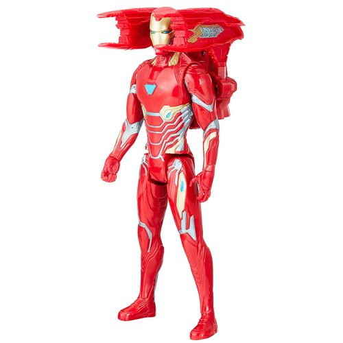 Los Vengadores Titan Power Pack Iron Man