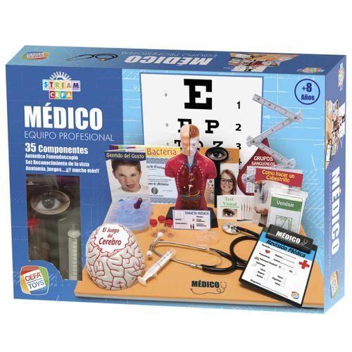 Cefa Stream Equipo Profesional de Médico