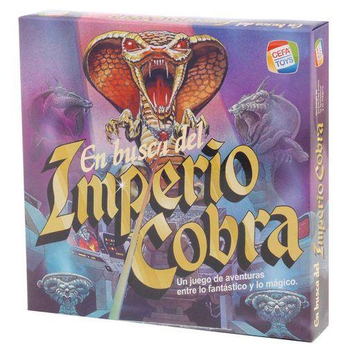 Juego En Busca del Imperio Cobra