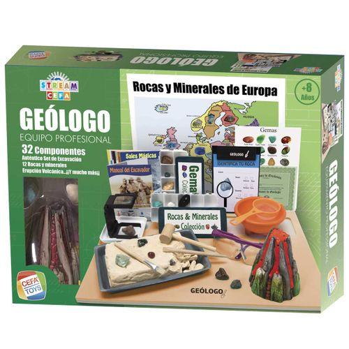 Cefa Stream Equipo Profesional de Geólogo