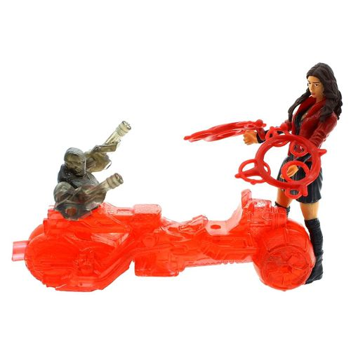 Scarlet Witch vs Sub-Ultron 008