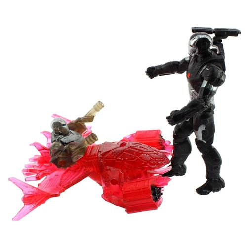 Marvel´s War Machine vs Sub-Ultron 006