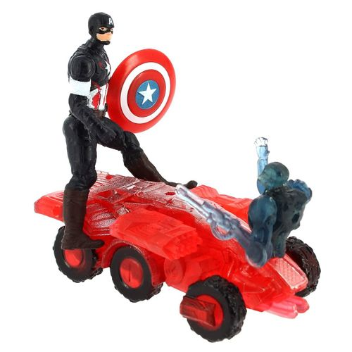 Capitán América vs Sub-Ultron 002