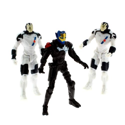 Ultron Mark 1 vs Iron Legion