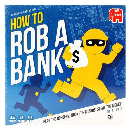 Juego How to Rob a Bank