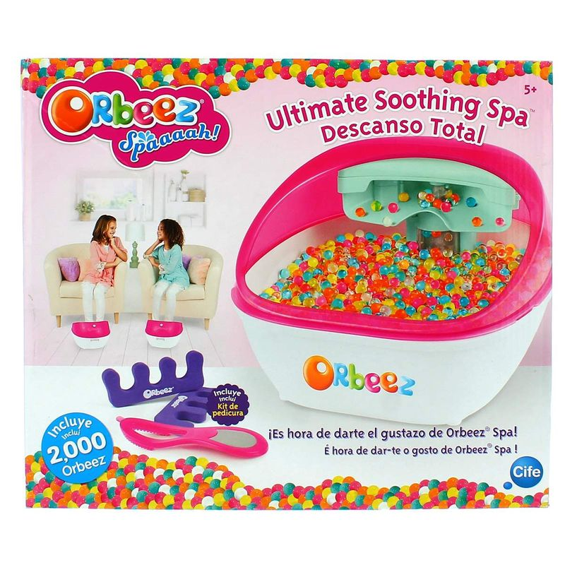 Orbeez-Spa-Descanso-Total