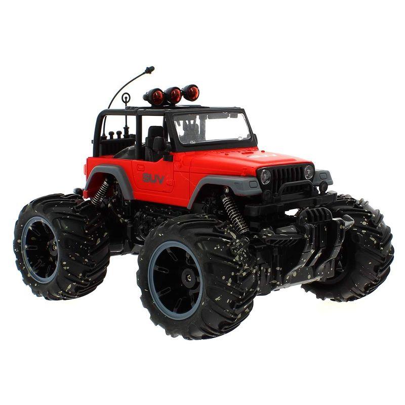 Coche-4x4-Mud-Off--Road-Rojo-a-Escala-1-16-R-C_1