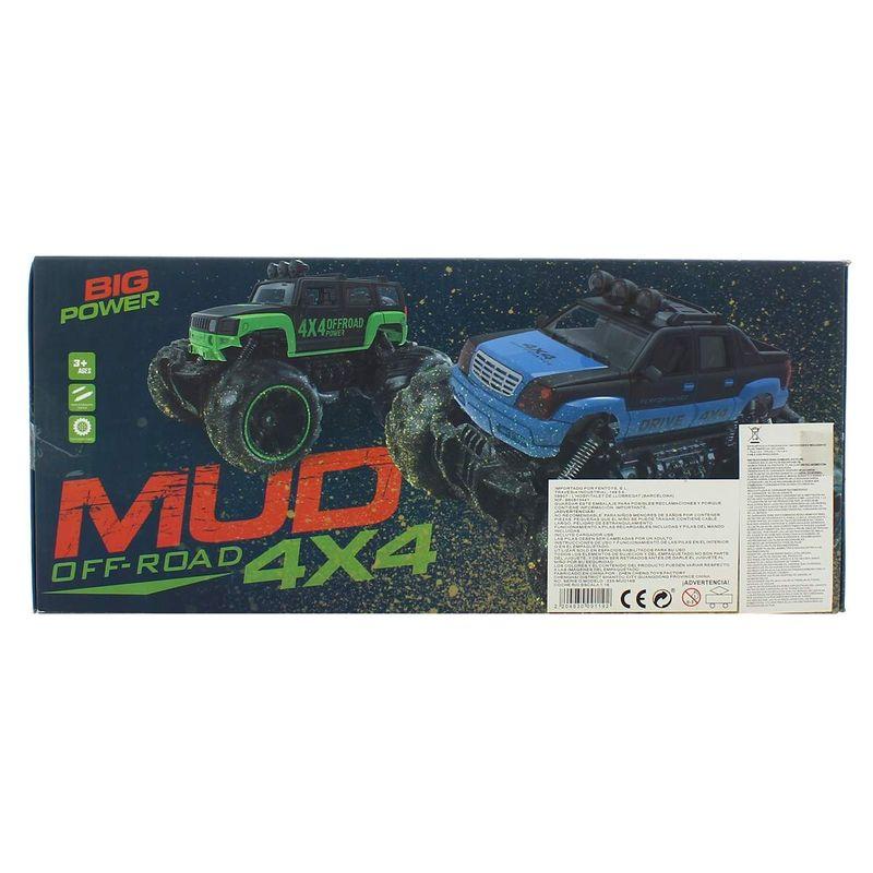 Coche-4x4-Mud-Off--Road-Rojo-a-Escala-1-16-R-C_4