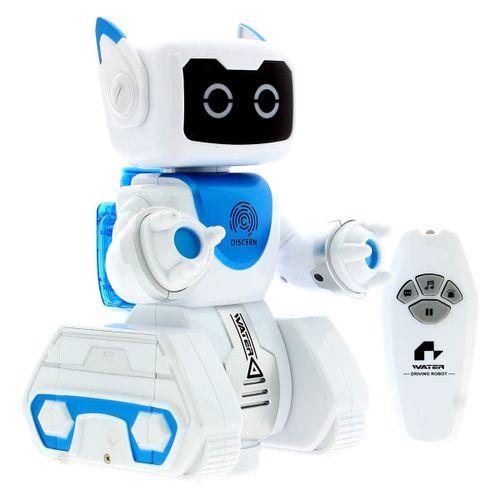Robot Alien Hydro-Electrico