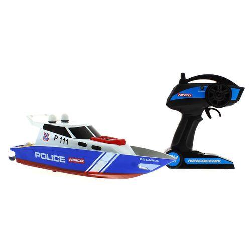 Ninco Ocean Lancha Police R/C