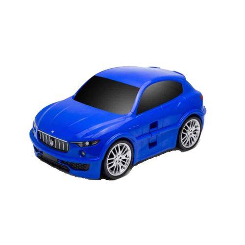 Maleta Maserati Azul