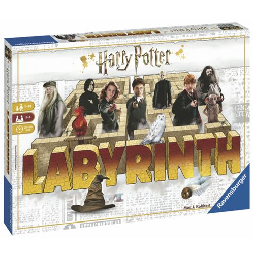 Harry Potter Juego Labyrinth