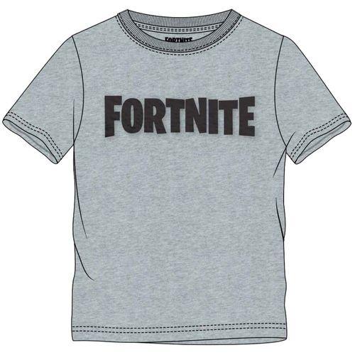 Fortnite Camiseta Gris 176
