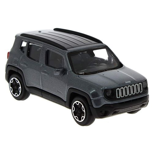 Coche Miniatura Street Fire Jeep Gris 1:43