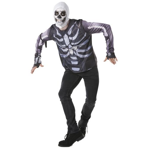 Fortnite Camiseta Skull Trooper