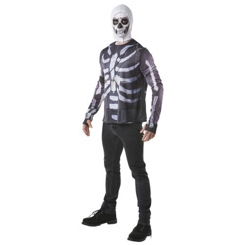 Fortnite Camiseta Skull Trooper Adulto