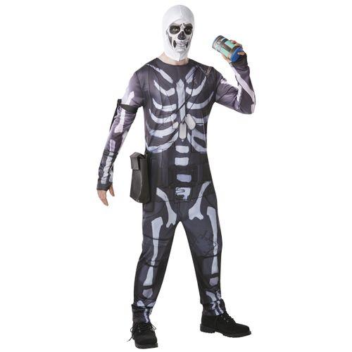 Fortnite Disfraz Skull Trooper Adulto