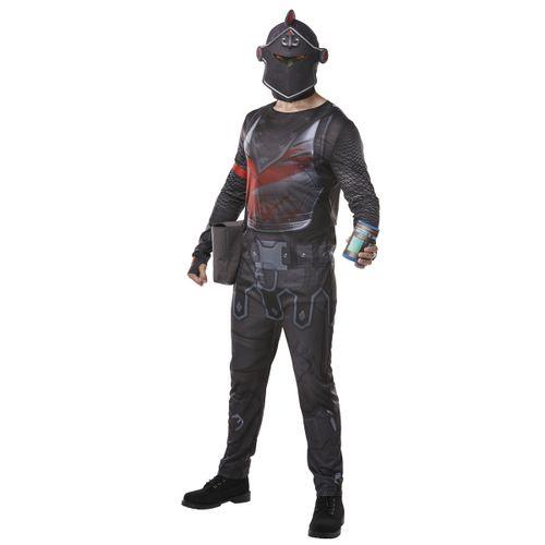 Fortnite Disfraz Black Knight Adulto