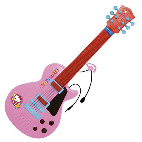 Hello Kitty Guitarra Electrónica