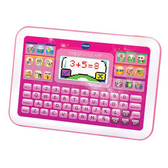 Tablet-Little-App-Rosa