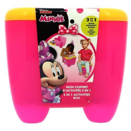 Minnie Mouse Cofre de Actividades