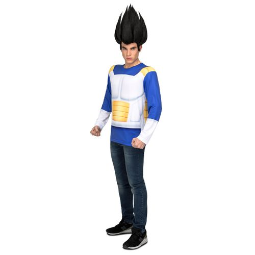 Dragon Ball Disfraz Camiseta Vegeta