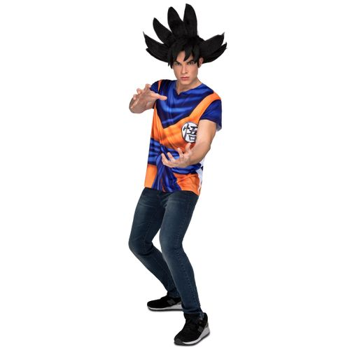 Dragon Ball Camiseta Disfraz Goku