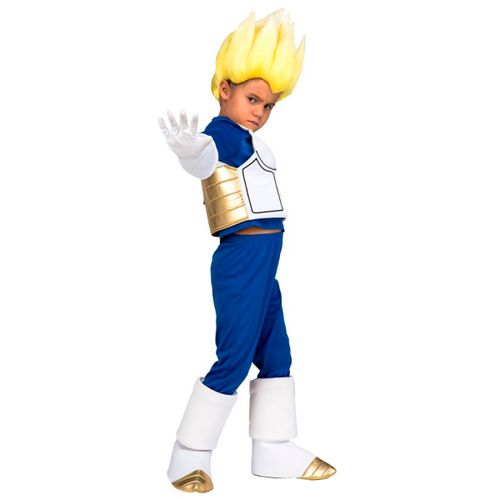 Dragon Ball Disfraz Vegeta Saiyan