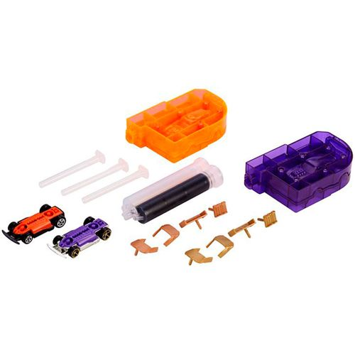 Hot Wheels Accesorio Fusion Factory Pack Molde