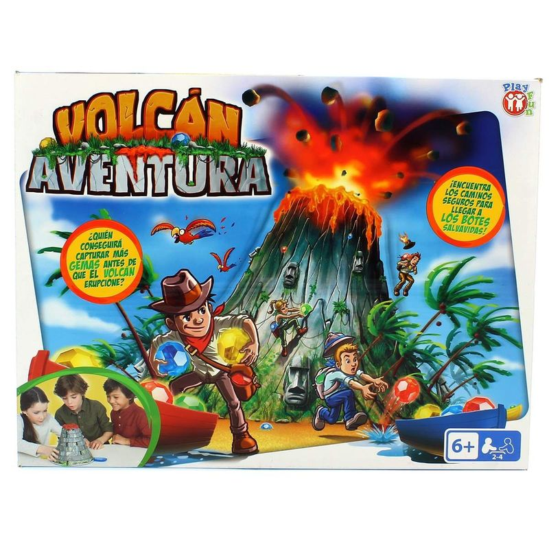 Juego-Volcan-Aventura