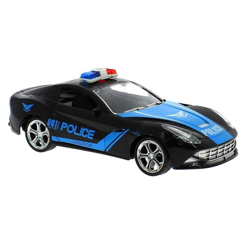 Coche-Policia-Negro-R-C-a-Escala-1-16_1