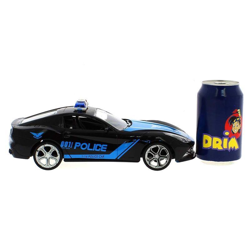 Coche-Policia-Negro-R-C-a-Escala-1-16_5