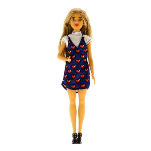 Barbie Fashionista Muñeca Nº 81