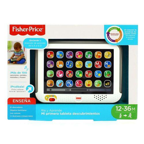 Fisher Price Mi Primera Tableta
