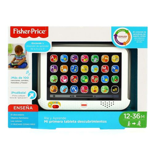 Fisher Price Mi Primera Tableta