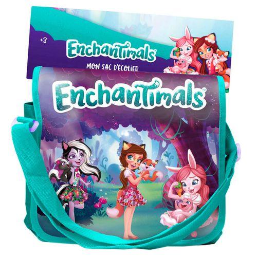 Enchantimals Bandolera de Actividades