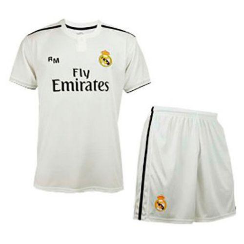 Real Madrid F.C. 1ª Equipación