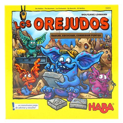 Juego Los Orejudos