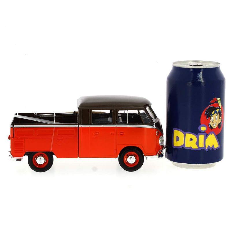 Miniatura-Volkswagen-Van-Marron-Naranja-Surf-1-24_4