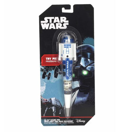 Boligrafo R2D2 Star Wars