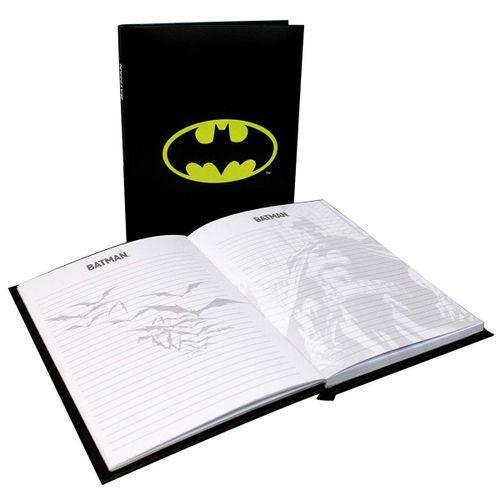 Libreta Con Luz Batman