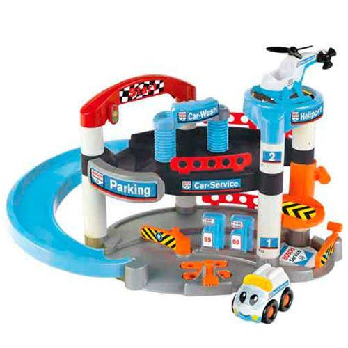 Bosch Parking Garaje Infantil