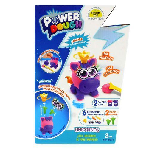 Power Dough Kit Plastilina Unicornio
