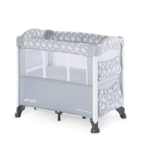 Minicuna Sleep'n Care Plus Teddy Grey