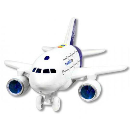 Avión de Fricción con Sonido