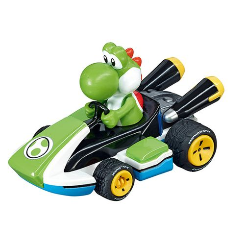 Coche Slot Carrera Go Nintendo Mario Kart 8 Yoshi Escala 1:43